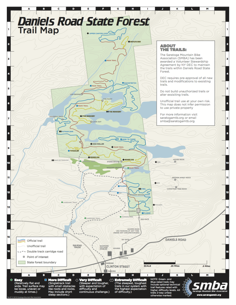 SMBA Map Front 2015